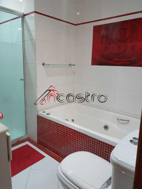 NCASTRO 7. - Apartamento 2 quartos à venda Bonsucesso, Rio de Janeiro - R$ 371.000 - 2439 - 8