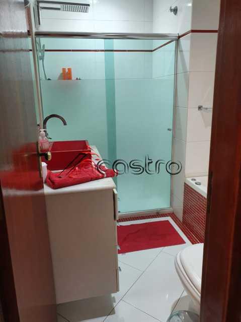 NCASTRO 8. - Apartamento 2 quartos à venda Bonsucesso, Rio de Janeiro - R$ 371.000 - 2439 - 9