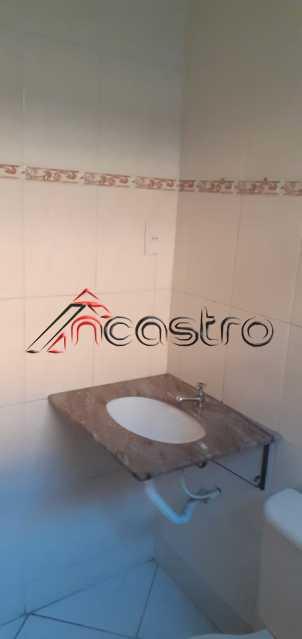 NCastro 3. - Casa de Vila à venda Rua Braga,Penha Circular, Rio de Janeiro - R$ 145.000 - M2283 - 11