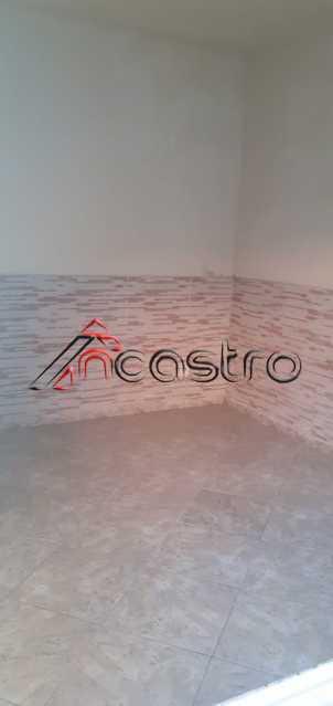 NCastro 7. - Casa de Vila à venda Rua Braga,Penha Circular, Rio de Janeiro - R$ 145.000 - M2283 - 5