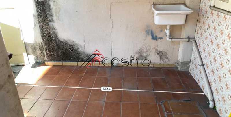 NCastro 2. - Casa de Vila à venda Rua Grucai,Penha, Rio de Janeiro - R$ 120.000 - M2286 - 9
