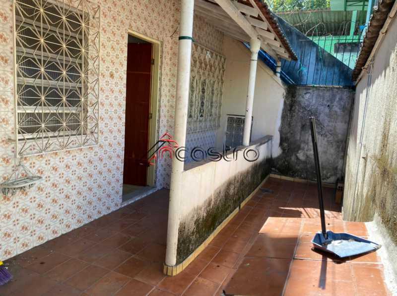 NCastro 4. - Casa de Vila à venda Rua Grucai,Penha, Rio de Janeiro - R$ 120.000 - M2286 - 1