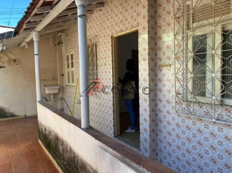 NCastro 6. - Casa de Vila à venda Rua Grucai,Penha, Rio de Janeiro - R$ 120.000 - M2286 - 3