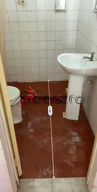 NCastro 13. - Casa de Vila à venda Rua Grucai,Penha, Rio de Janeiro - R$ 120.000 - M2286 - 10