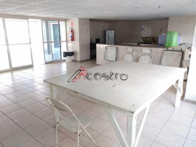 NCastro 19. - Apartamento 2 quartos à venda Vila da Penha, Rio de Janeiro - R$ 370.000 - 2022 - 20