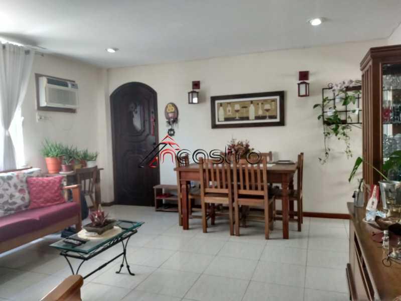 Ncastro 1. - Apartamento 2 quartos à venda Cocotá, Rio de Janeiro - R$ 360.000 - 2823 - 1