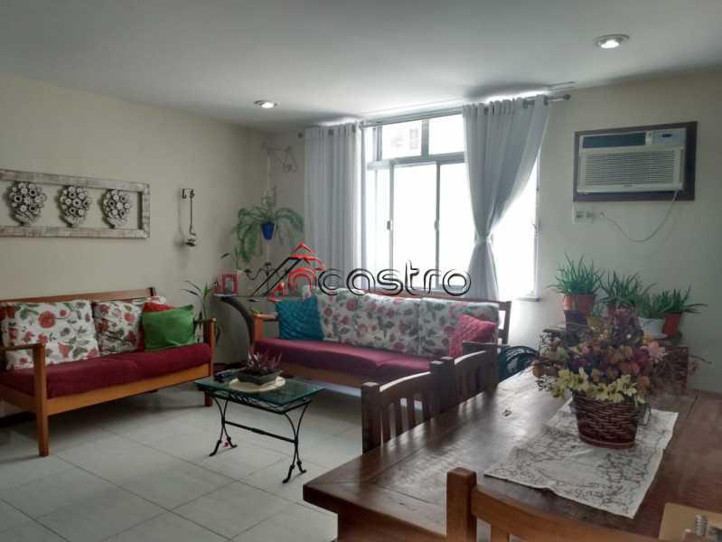Ncastro 2. - Apartamento 2 quartos à venda Cocotá, Rio de Janeiro - R$ 360.000 - 2823 - 3