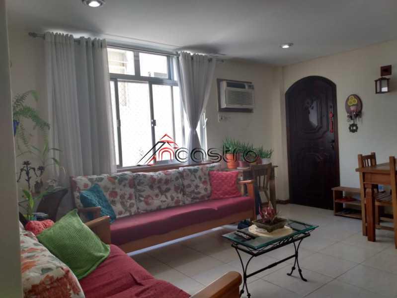 Ncastro 3. - Apartamento 2 quartos à venda Cocotá, Rio de Janeiro - R$ 360.000 - 2823 - 4