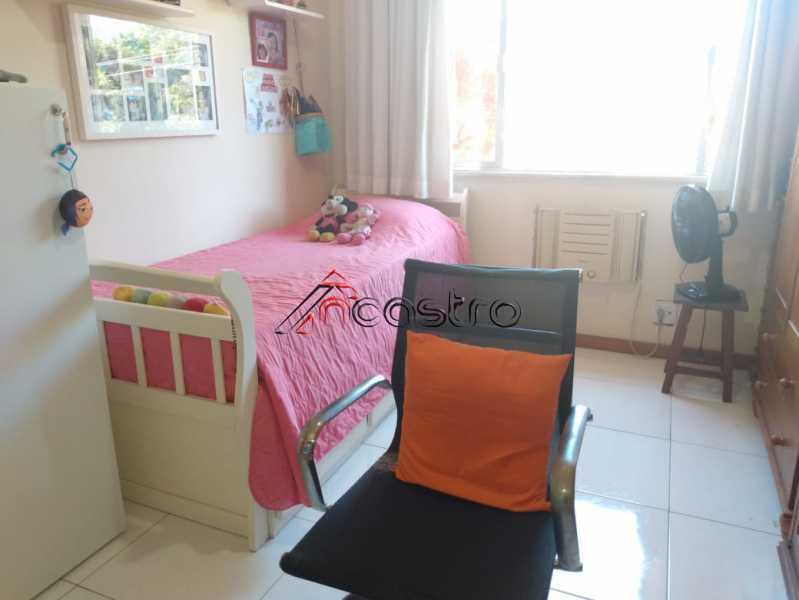Ncastro 6. - Apartamento 2 quartos à venda Cocotá, Rio de Janeiro - R$ 360.000 - 2823 - 7