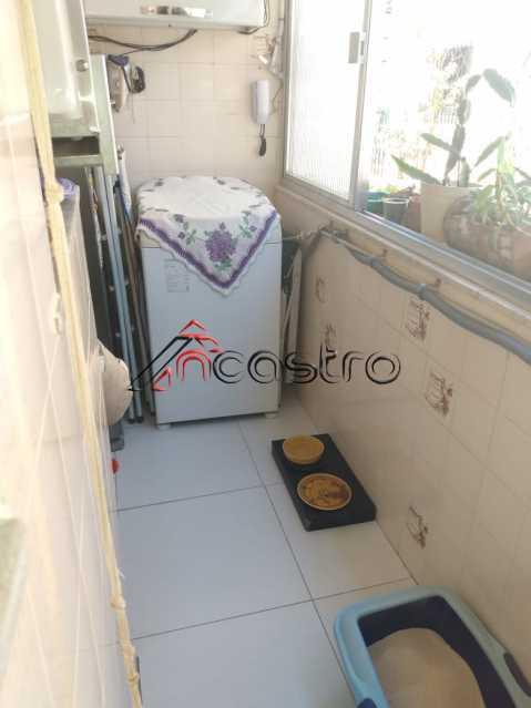 Ncastro 19. - Apartamento 2 quartos à venda Cocotá, Rio de Janeiro - R$ 360.000 - 2823 - 20