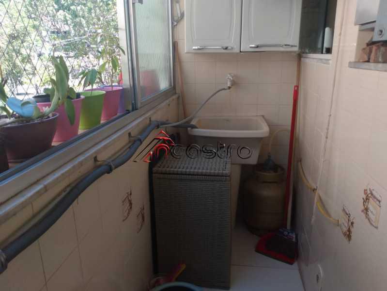 Ncastro 20. - Apartamento 2 quartos à venda Cocotá, Rio de Janeiro - R$ 360.000 - 2823 - 21