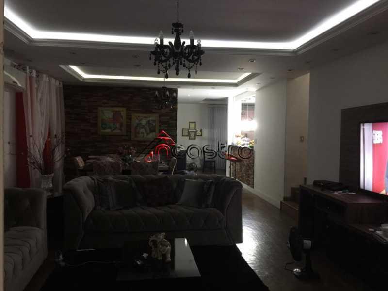 NCastro 1. - Casa 4 quartos à venda Cocotá, Rio de Janeiro - R$ 1.100.000 - M2377 - 1