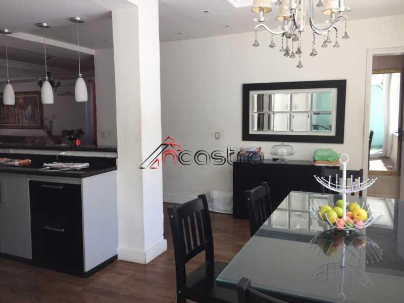 NCastro 3. - Casa 4 quartos à venda Cocotá, Rio de Janeiro - R$ 1.100.000 - M2377 - 4