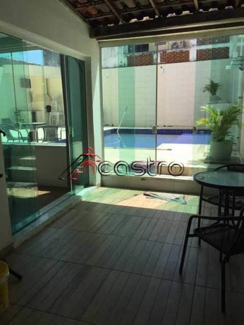 NCastro 6. - Casa 4 quartos à venda Cocotá, Rio de Janeiro - R$ 1.100.000 - M2377 - 7