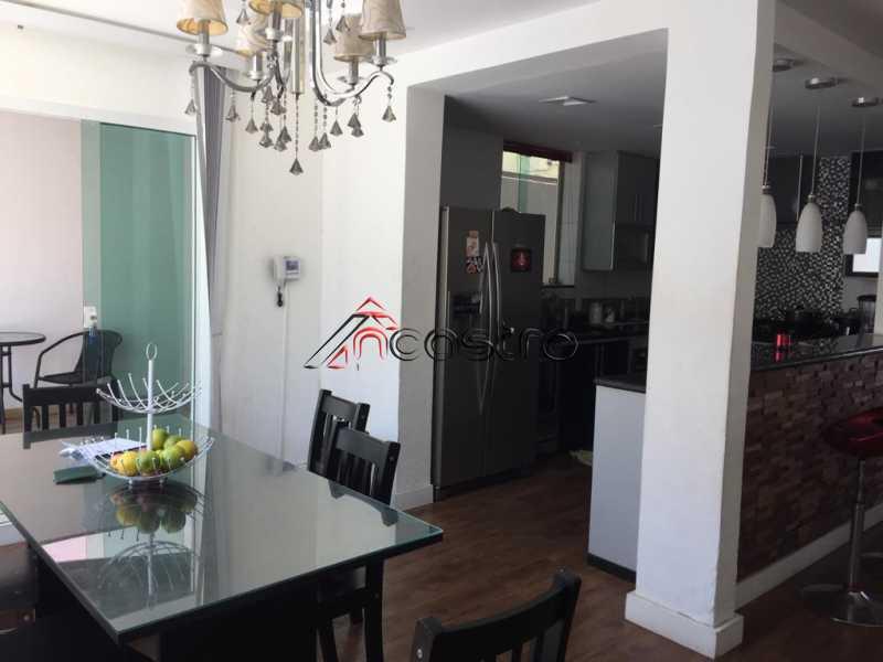 NCastro 11. - Casa 4 quartos à venda Cocotá, Rio de Janeiro - R$ 1.100.000 - M2377 - 12