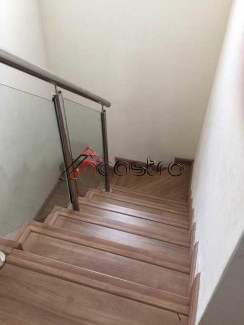 NCastro 17. - Casa 4 quartos à venda Cocotá, Rio de Janeiro - R$ 1.100.000 - M2377 - 18