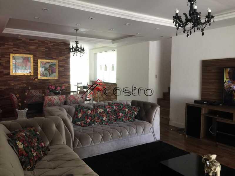 NCastro 18. - Casa 4 quartos à venda Cocotá, Rio de Janeiro - R$ 1.100.000 - M2377 - 19