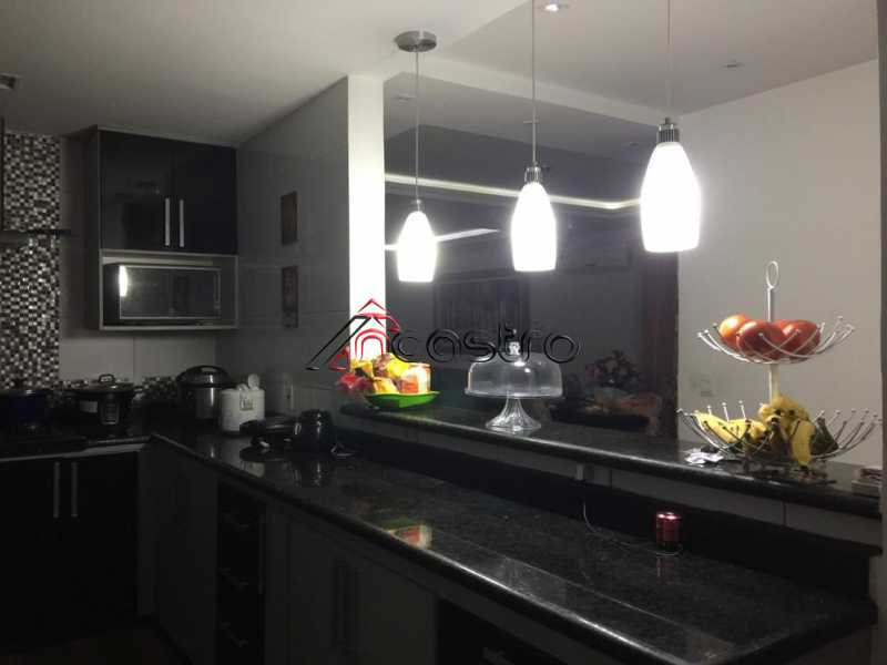 NCastro 21. - Casa 4 quartos à venda Cocotá, Rio de Janeiro - R$ 1.100.000 - M2377 - 22