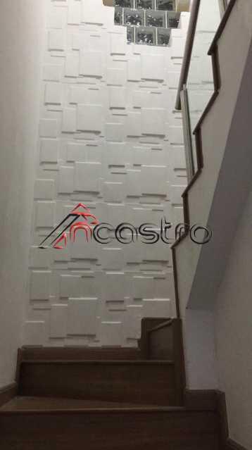 NCastro 25. - Casa 4 quartos à venda Cocotá, Rio de Janeiro - R$ 1.100.000 - M2377 - 26