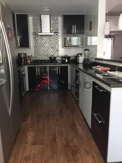 NCastro 26. - Casa 4 quartos à venda Cocotá, Rio de Janeiro - R$ 1.100.000 - M2377 - 27