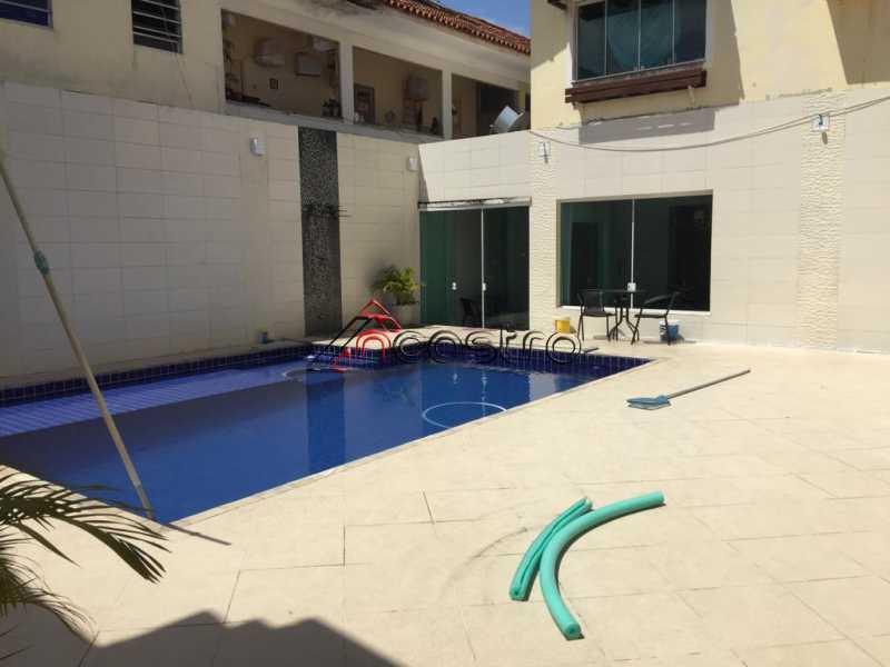 NCastro 27. - Casa 4 quartos à venda Cocotá, Rio de Janeiro - R$ 1.100.000 - M2377 - 28
