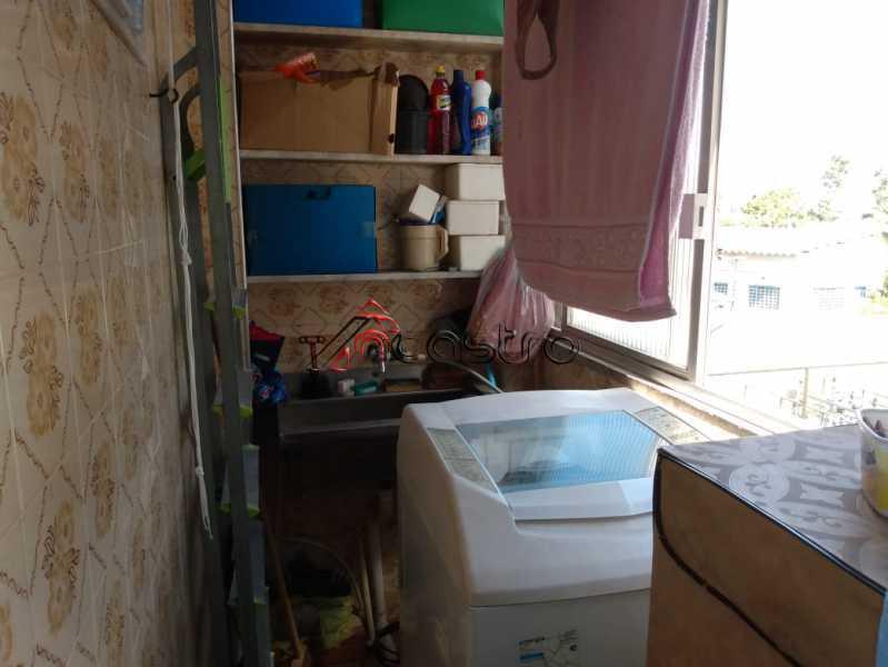 NCastro 8. - Apartamento 2 quartos à venda Ramos, Rio de Janeiro - R$ 210.000 - 2450 - 9
