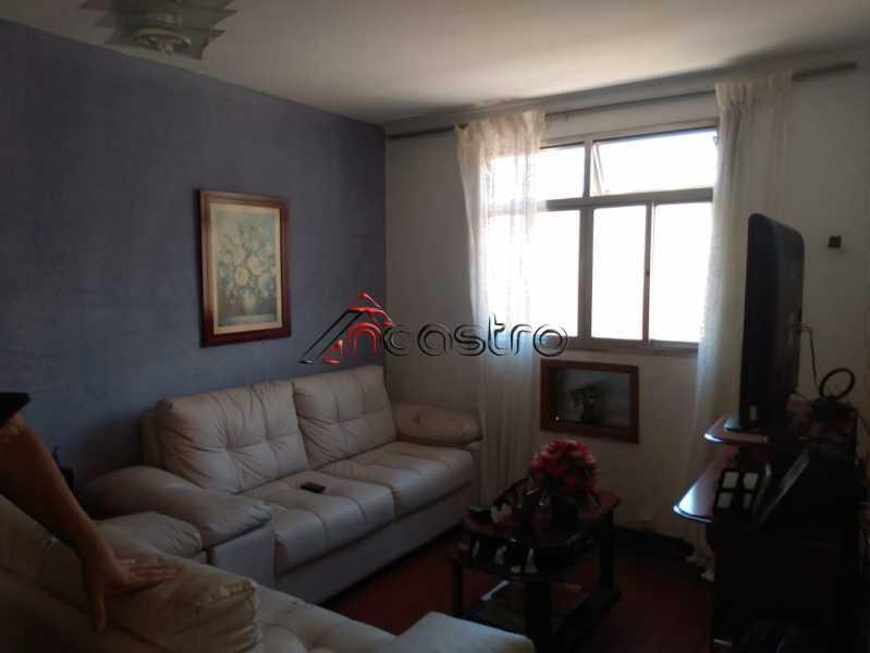 NCastro 23. - Apartamento 2 quartos à venda Ramos, Rio de Janeiro - R$ 210.000 - 2450 - 24