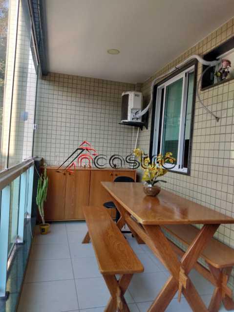 NCastro 2. - Apartamento 2 quartos à venda Zumbi, Rio de Janeiro - R$ 515.000 - 2452 - 3