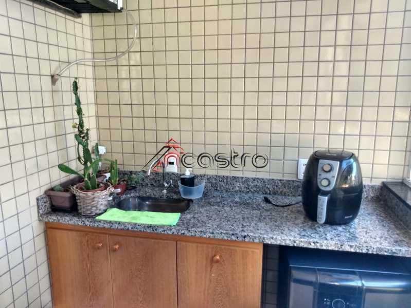 NCastro 3. - Apartamento 2 quartos à venda Zumbi, Rio de Janeiro - R$ 515.000 - 2452 - 4