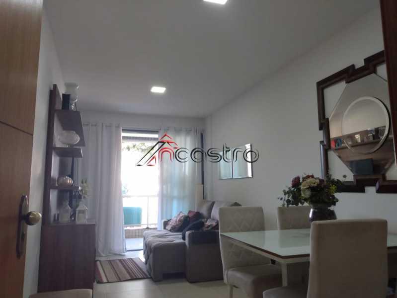 NCastro 5. - Apartamento 2 quartos à venda Zumbi, Rio de Janeiro - R$ 515.000 - 2452 - 6