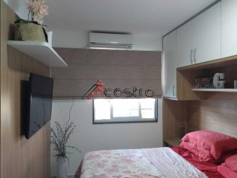 NCastro 6. - Apartamento 2 quartos à venda Zumbi, Rio de Janeiro - R$ 515.000 - 2452 - 7