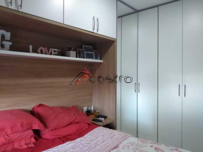 NCastro 7. - Apartamento 2 quartos à venda Zumbi, Rio de Janeiro - R$ 515.000 - 2452 - 8