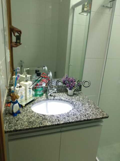 NCastro 8. - Apartamento 2 quartos à venda Zumbi, Rio de Janeiro - R$ 515.000 - 2452 - 9