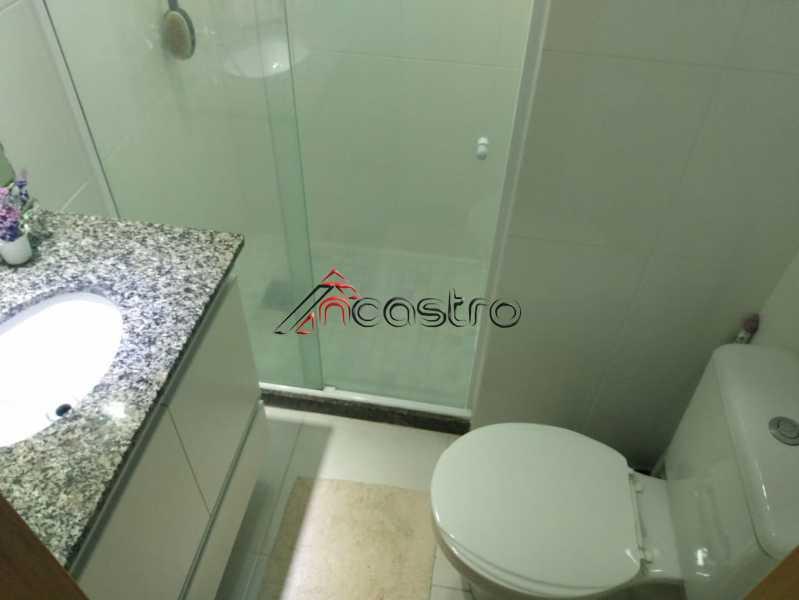 NCastro 10. - Apartamento 2 quartos à venda Zumbi, Rio de Janeiro - R$ 515.000 - 2452 - 11