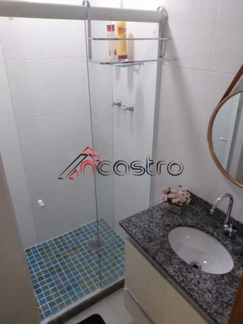 NCastro 14. - Apartamento 2 quartos à venda Zumbi, Rio de Janeiro - R$ 515.000 - 2452 - 15