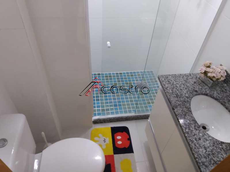 NCastro 15. - Apartamento 2 quartos à venda Zumbi, Rio de Janeiro - R$ 515.000 - 2452 - 16