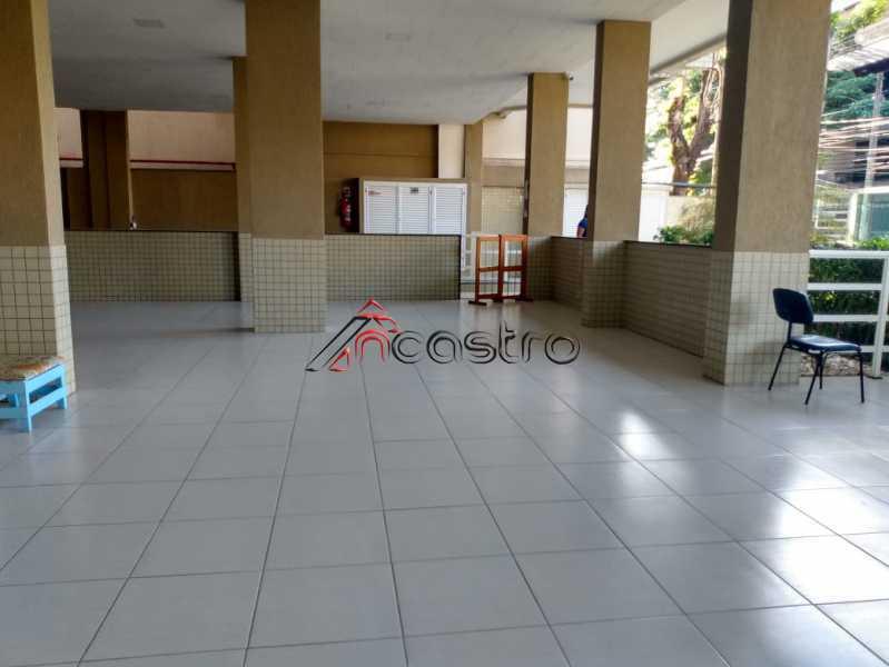 NCastro 17. - Apartamento 2 quartos à venda Zumbi, Rio de Janeiro - R$ 515.000 - 2452 - 18