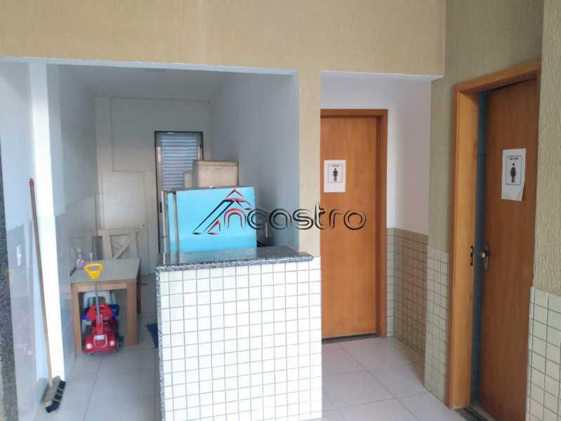 NCastro 18. - Apartamento 2 quartos à venda Zumbi, Rio de Janeiro - R$ 515.000 - 2452 - 19
