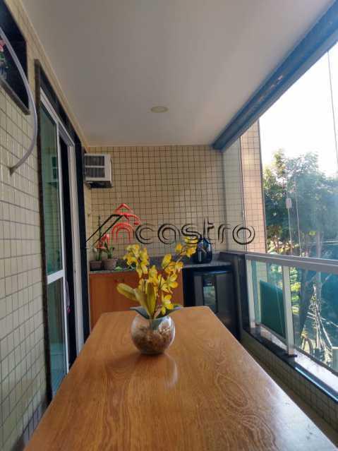NCastro 20. - Apartamento 2 quartos à venda Zumbi, Rio de Janeiro - R$ 515.000 - 2452 - 21