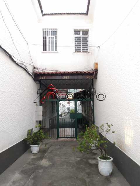 2f059302-d3a2-452a-ac64-82d746 - Casa de Vila 3 quartos à venda Engenho de Dentro, Rio de Janeiro - R$ 320.000 - M3005 - 1