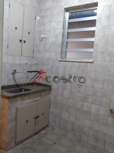 3d924f5e-ff3b-49be-be97-3d23e0 - Casa de Vila 3 quartos à venda Engenho de Dentro, Rio de Janeiro - R$ 320.000 - M3005 - 3