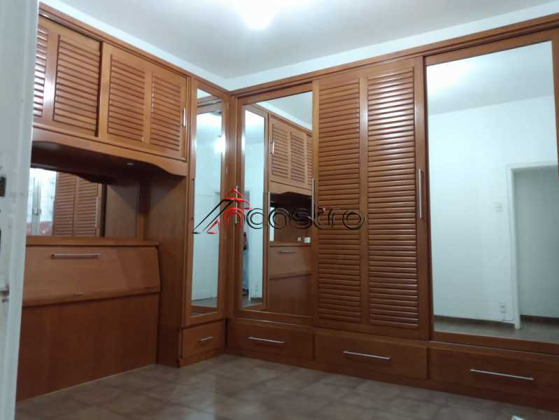 4c386804-268e-451d-900c-bdba6b - Casa de Vila 3 quartos à venda Engenho de Dentro, Rio de Janeiro - R$ 320.000 - M3005 - 4