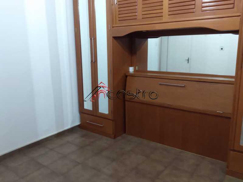 a5e49f46-2781-44d1-854d-e3b84c - Casa de Vila 3 quartos à venda Engenho de Dentro, Rio de Janeiro - R$ 320.000 - M3005 - 13