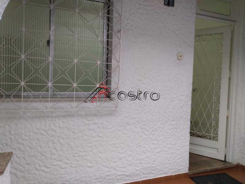 eac244c6-f487-4ec0-a616-d04e40 - Casa de Vila 3 quartos à venda Engenho de Dentro, Rio de Janeiro - R$ 320.000 - M3005 - 21