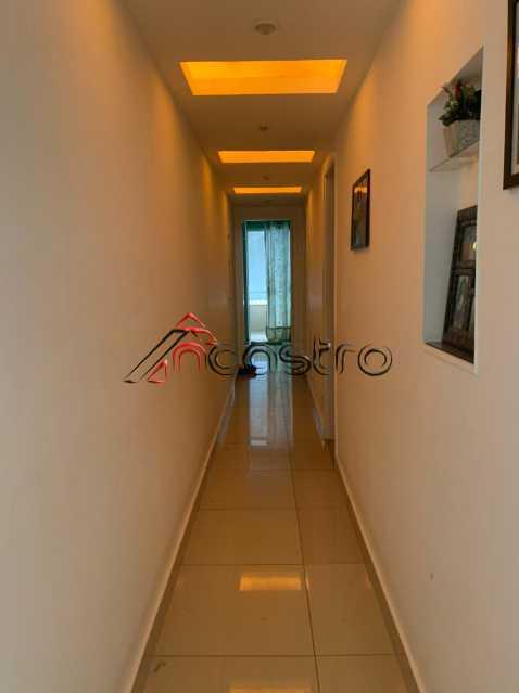 85ee2895-9929-49c2-96cb-67bb93 - Apartamento 3 quartos à venda Recreio dos Bandeirantes, Rio de Janeiro - R$ 850.000 - 3490 - 10