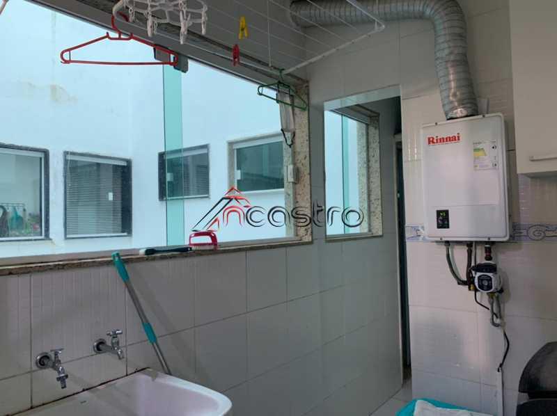 90276b0d-a3a0-4a4d-b64d-75202c - Apartamento 3 quartos à venda Recreio dos Bandeirantes, Rio de Janeiro - R$ 850.000 - 3490 - 16