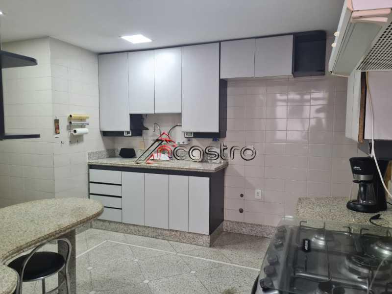 3cd1eeb3-ee22-4949-8463-3603b7 - Apartamento 3 quartos à venda Recreio dos Bandeirantes, Rio de Janeiro - R$ 1.260.000 - 3009 - 4