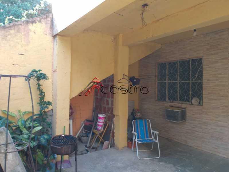 04. - Casa de Vila 5 quartos à venda Bonsucesso, Rio de Janeiro - R$ 190.000 - M2287 - 5