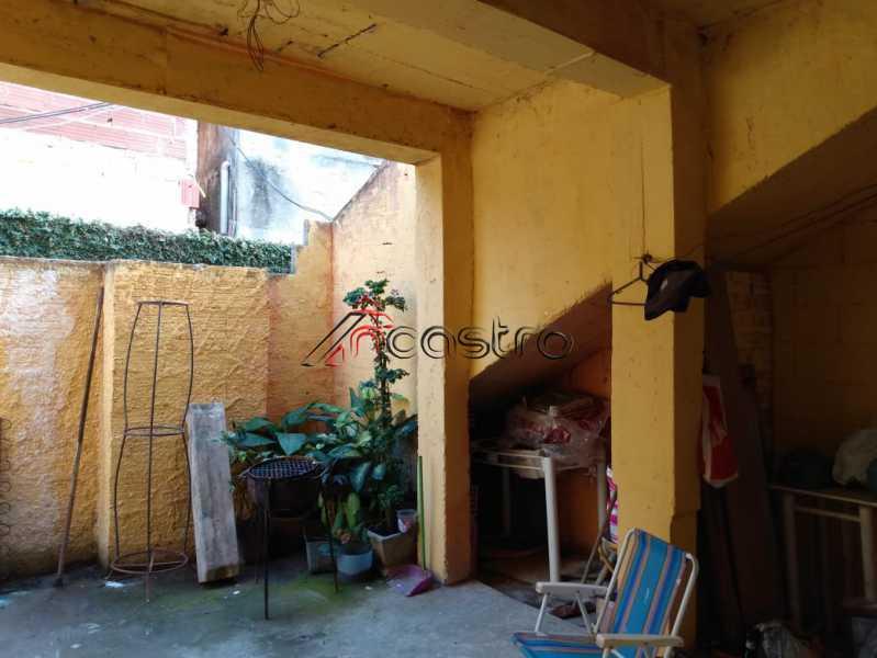10. - Casa de Vila 5 quartos à venda Bonsucesso, Rio de Janeiro - R$ 190.000 - M2287 - 11