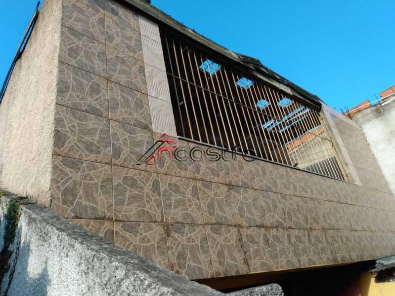 19. - Casa de Vila 5 quartos à venda Bonsucesso, Rio de Janeiro - R$ 190.000 - M2287 - 20